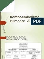 Tromboembolismo Pulmonar-2014 (1)