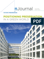 Positioning Preservation In a Green World