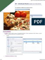 VB .NET - Controle Para Pizzaria