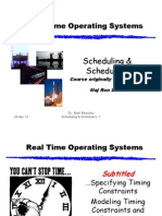 04 Scheduling and Schedulers