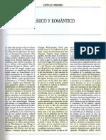 1 - Clasico y Romantico-Argan