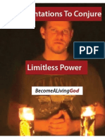 4 Incantations to Conjure Limitless Power by E.a Koetting