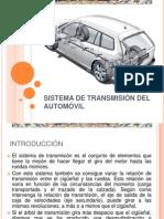 Curso Mecanica Automotriz Sistema Transmision Automovil
