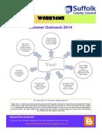 Works4Me Student Newsletter - Summer 2014