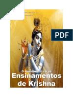 O Espiritualista e Os Ensinamentos de Krishna !!!
