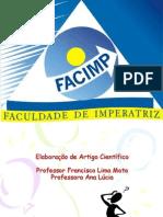 Projeto Facimp Sistemas de Informação