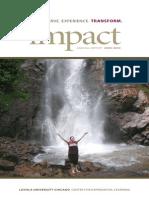 Cel Impact Annual Report 2009-10