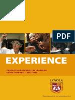 CEL Impact Report 2012-13