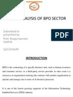 BPO-SWOT