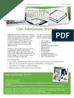 Manhattan Elite Prep Admissions Consulting Services