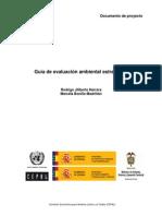 Guia_EAE Evaluacion Ambiental Estrategica