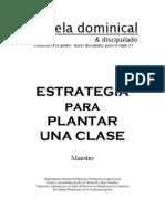 Estrategias Para Plantar Una Clase ED Maestro