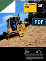 Catalogo Bulldozer Tractor Cadenas d5g Caterpillar