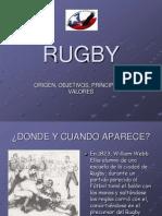 Introduccion Rugby