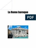 08 - Séjour en Italie - La Rome Baroque