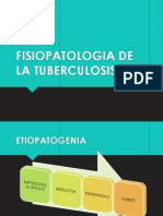 Fisiopatologia de La Tuberculosis