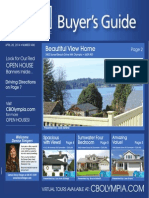 Coldwell Banker Olympia Real Estate Buyers Guide April 26th 2014