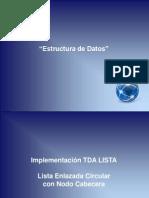Diapositiva 4 Tda Lista - Lista Circular