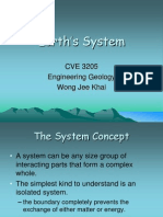 2. Earth's System