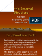 3. Earth's Internal Structure