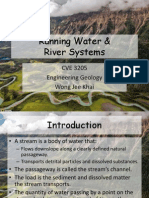13. Running Water & River Systems