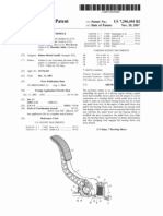 US Patent for Accelerator Pedal Module invention