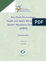 Abudhabi Technical Safetyt Guidelines