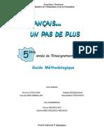 Guide Pedagogique Caribou Cm2 Lecture Processus Pedagogie