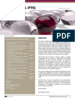 Efecto de La Reforma Fiscal en IFRS