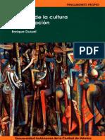 Dussel - Filoosfía de La Cultura y La Liberación