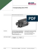 PVFC Valve Data