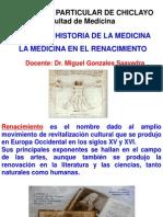 UNIDAD II Historia de La Medicina
