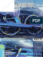 Kenny 'Blues Boss' Wayne - Rollin' With The Blues Boss [Liner Notes]