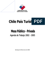 Mesa de Trabajo Publico Privada 2002-2005