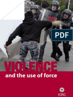 Violence and the use of force