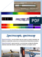 Spectre Atomice