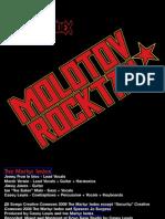 Molotov Rocktail Booklet interactive