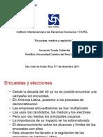 D 2011. Sondeos, medios y regulación. San Jose de Costa Rica.pdf
