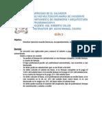 Programación II - Guia2