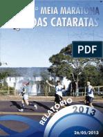Relatório 2013 - Capa 1