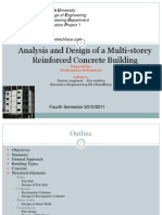 Analysisanddesignofamulti Storeyreinforcedconcrete 120923065657 Phpapp01