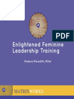 Other Publications Enlightened Feminine Leadership Training