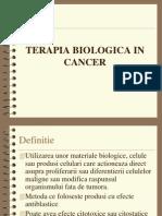 Terapia biologica