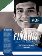 Finding Scholarships for Technical Training Programs