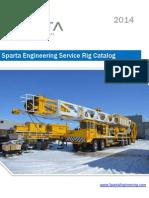 Sparta Engineering Rig Catalog 2014 New