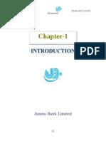 Credit Risk Management of JBL