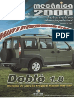 AUTOMANIACO - Doblo 1.8