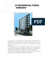 Psst - Edificio Paseo Verdana