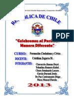 Caratula I.E. Republica de Chile