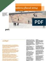 Calendario Fiscal 2014